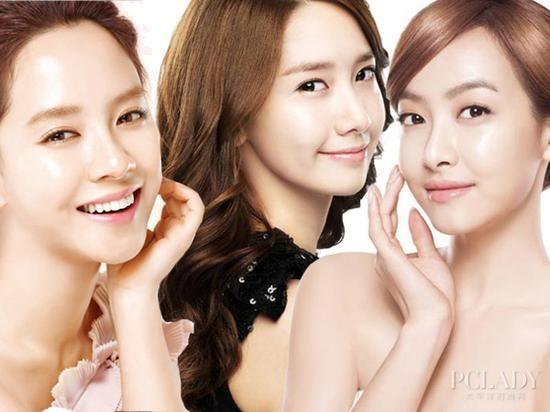 组图:又到敏感季不想烂脸跟韩星学换季护肤
