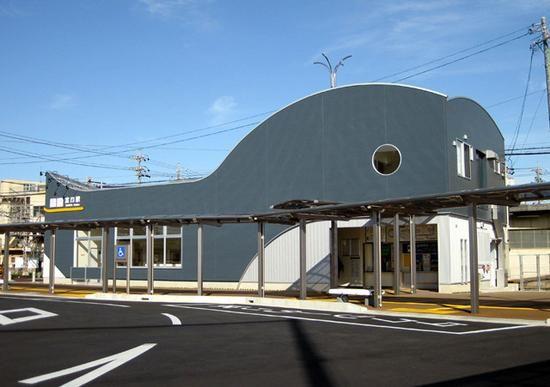 近铁富田站