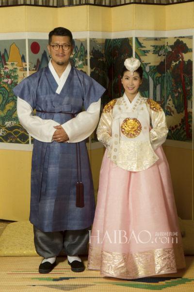 许茹芸嫁韩籍老公于首尔举办韩式婚礼