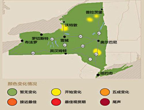 宁波旅游景点分布
