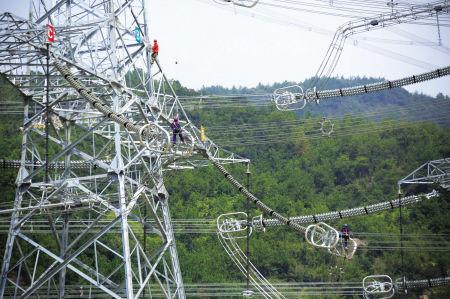 宁波助力特高压交流输变电工程
