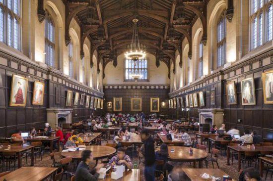 芝加哥大学餐厅