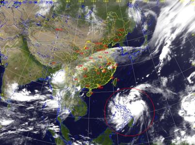 台风凤凰 资料图