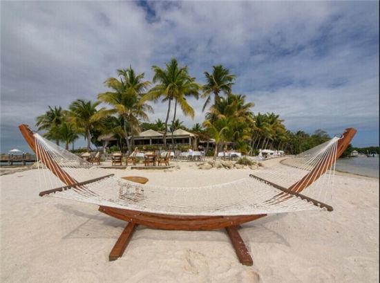 小棕榈岛温泉度假酒店