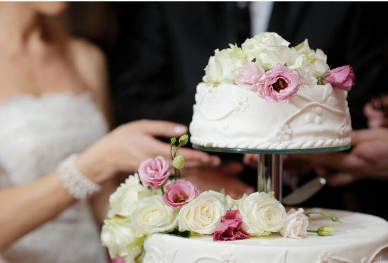 让客人保持对婚礼的热情增加美食诱惑(组图)