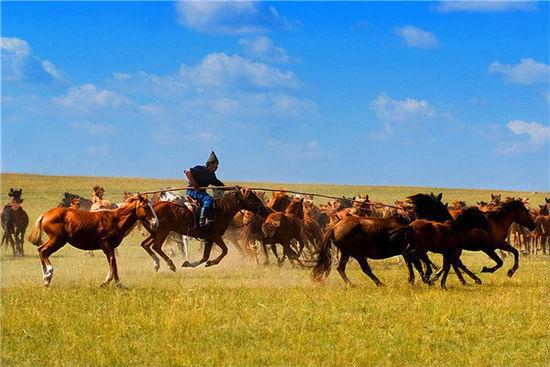 内蒙古阿尔山