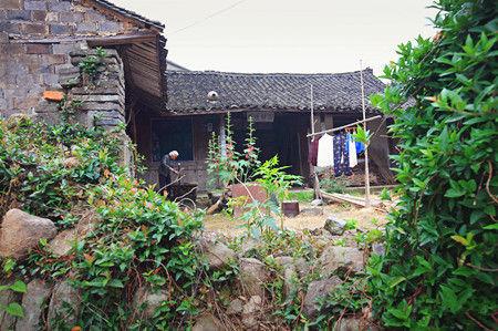 儒雅洋古村