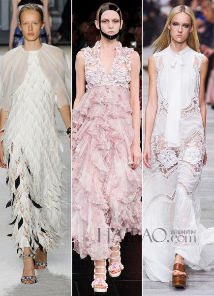 开启新人时尚风潮演绎古典与现代之美(组图)