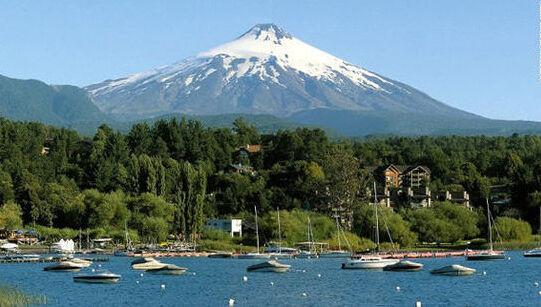 比亚里卡火山