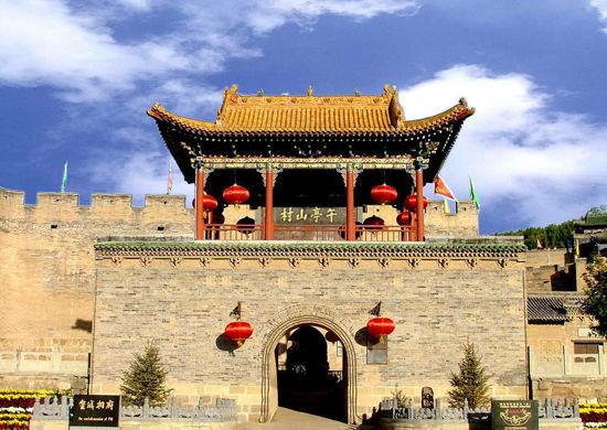 """中国十大""""贵族""""乡村豪宅让人大开眼界"""
