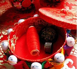 甬城结婚必备传统嫁妆传递娘家的美好祝愿