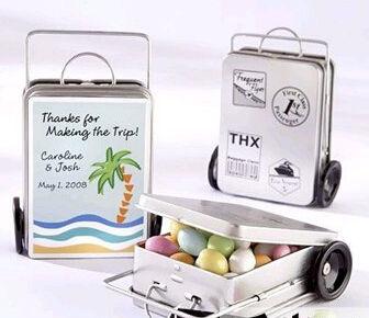 新颖婚礼必备品创意喜糖盒包装让婚礼更新潮