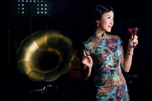 中式潮流来袭拍一套属于自己的中国风婚纱照