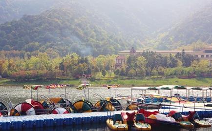 九龙湖旅游度假