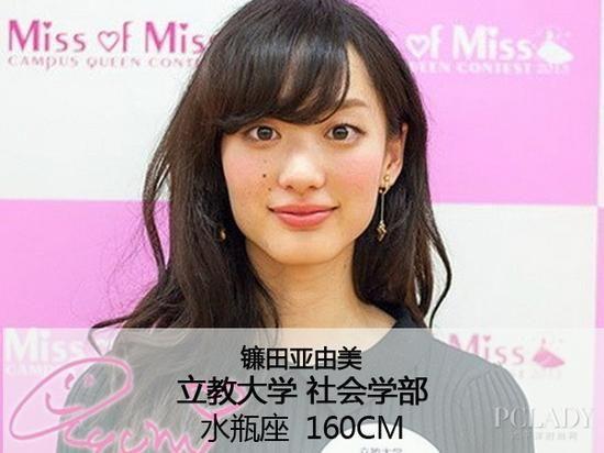 日本校花遭网友吐槽妆容很努力颜值需提高