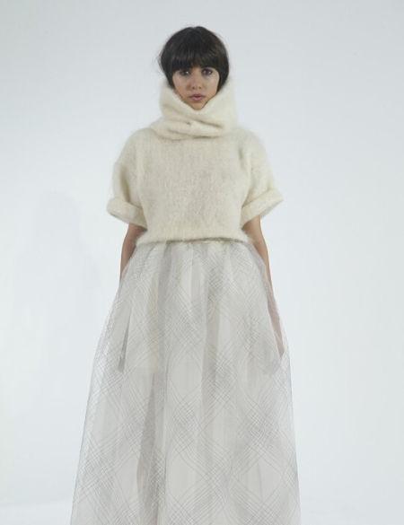 秋冬婚纱礼服系列带来不一样的新娘嫁衣穿着理念