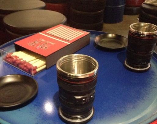 杯子与筷子