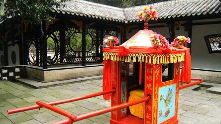 中式婚礼点燃冬季热情罗列结婚时必备用品