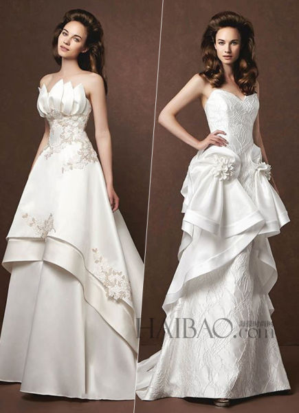 新娘嫁衣中的诗意韵味传统材质变幻出唯美意境