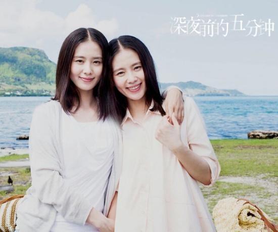 刘诗诗新片演双胞胎女星分饰两角妆容骗过你