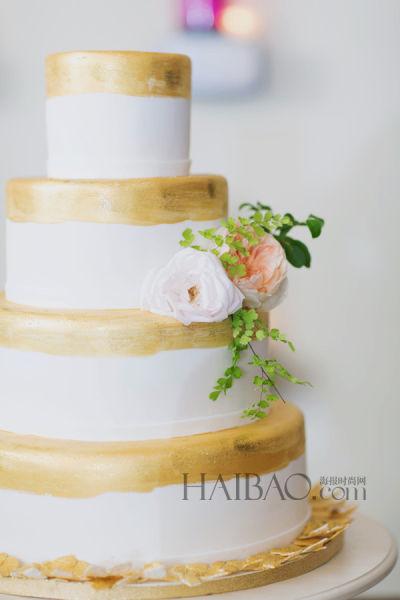 婚礼蛋糕的艺术以美味甜品表达大日子的喜悦