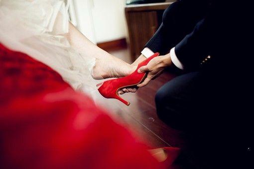 盘点新郎新娘最想吐槽的7句婚礼寒暄(组图)