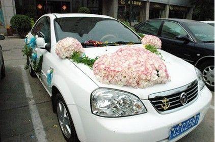 甬城婚车攻略教你租赁高性价比的婚车(组图)