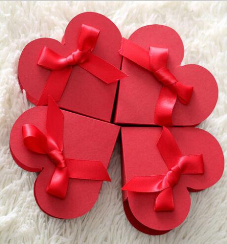 精美的结婚喜糖包装盒让婚礼更甜蜜(组图)