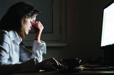 女性压力大熬夜真的会导致不孕吗