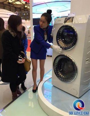 2015年洗衣机市场的结构升级将继续成为