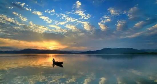 宁波市的水利风景区不止东钱湖,还有其他几处,这就带你去领略一番!