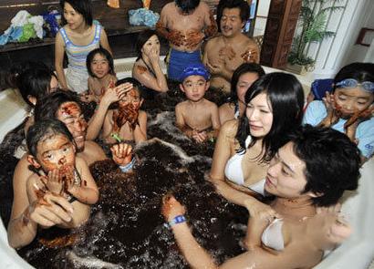 日本特殊文化
