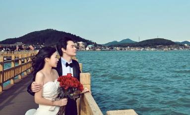 宁波婚纱拍摄外景地