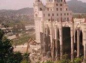 违法建筑遭拆除