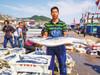 渔船带来大马鲛鱼